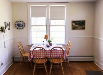 Wellfleet (National Seashore) Cape Cod vacation rental - Eating Area - Kitchen