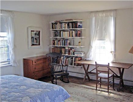 Wellfleet (National Seashore) Cape Cod vacation rental - Ground Floor Master Bedroom