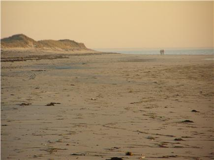 Wellfleet (National Seashore) Cape Cod vacation rental - Bay Beach