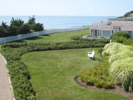 New Seabury Cape Cod vacation rental - View from upstairs Deck