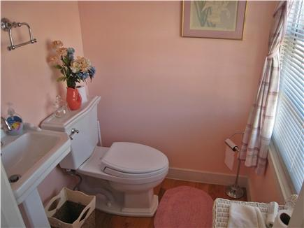 New Seabury New Seabury vacation rental - Upstairs Half Bathroom