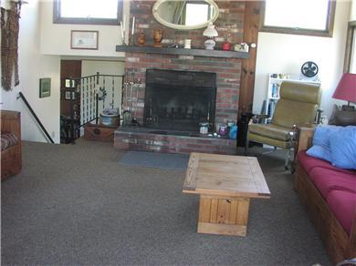 Fisher Beach, Truro, Cape Cod Cape Cod vacation rental - Living Room