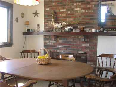 Fisher Beach, Truro, Cape Cod Cape Cod vacation rental - Dining Area