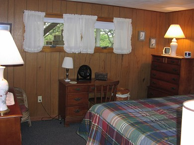 Next to Fisher Beach, Truro, C Cape Cod vacation rental - Bedroom with King Size Bed