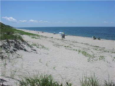 Next to Fisher Beach, Truro, C Cape Cod vacation rental - Private Beach next to Fisher Beach
