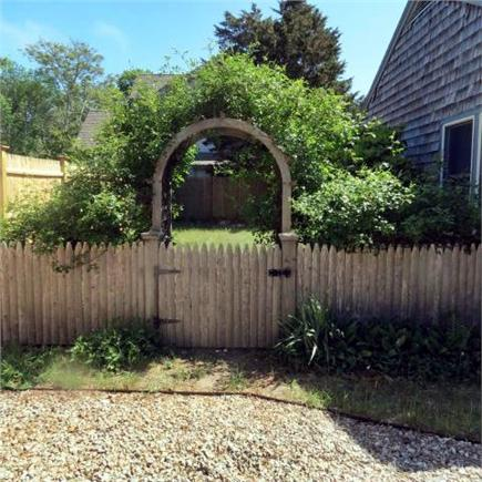 Brewster Cape Cod vacation rental - Private Yard