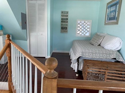 West Yarmouth Cape Cod vacation rental - Loft with trundle bed