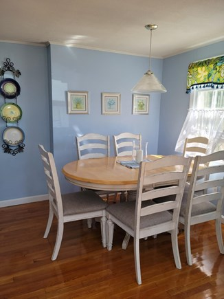 West Yarmouth Cape Cod vacation rental - Large Dining Area