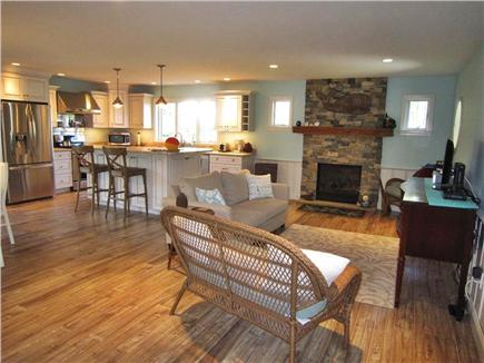 Brewster Cape Cod vacation rental - Spacious Open Floor Plan