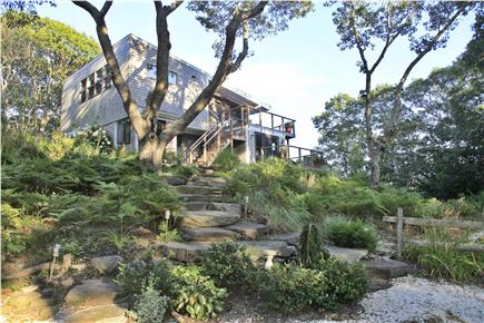 Provincetown Cape Cod vacation rental - View of home located on acre lot with amazing views to enjoy!