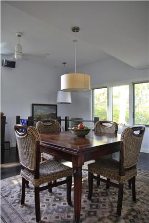 Provincetown Cape Cod vacation rental - Dining-Living room with North Light
