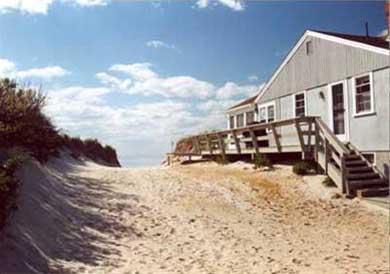 Dennis Cape Cod vacation rental - On the beach!