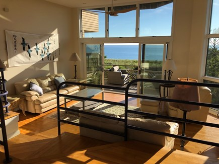 North Truro Cape Cod vacation rental - Great Room