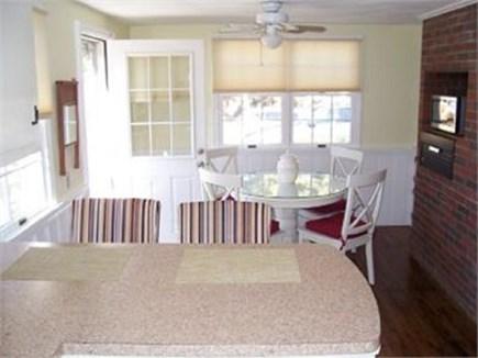 Dennis Port Cape Cod vacation rental - Dining area off kitchen