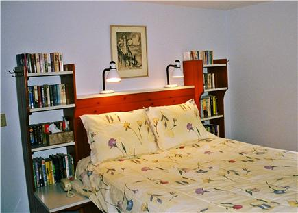 Harwich Cape Cod vacation rental - Master bedroom on 1st floor