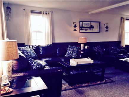 Sandwich, Town Neck Beach and Boardwalk Cape Cod vacation rental - Living Room