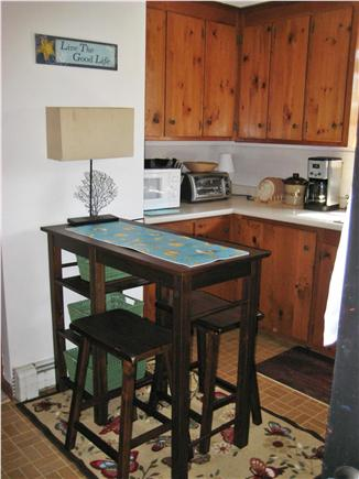Sandwich, Town Neck Beach and Boardwalk Cape Cod vacation rental - Glance of the Kitchen
