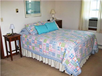 Sandwich, Town Neck Beach and Boardwalk Cape Cod vacation rental - Side view of master bedroom