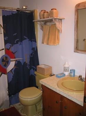 Sandwich, Town Neck Beach and Boardwalk Cape Cod vacation rental - Full Bath on 2nd floor