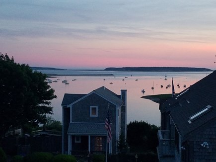 Wellfleet Cape Cod vacation rental - View from 2nd floor deck