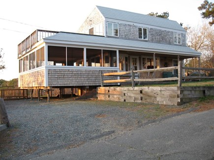 Wellfleet Cape Cod vacation rental - The home