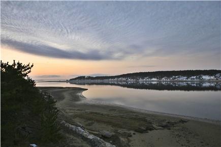 Chequessett Neck Wellfleet Cape Cod vacation rental - Enjoy  walks along  the private beachfront