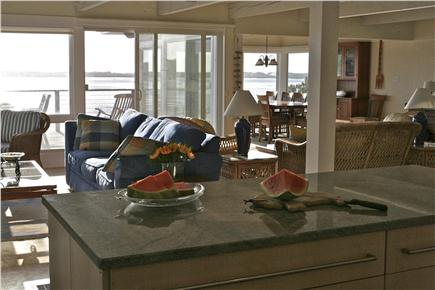 Chequessett Neck Wellfleet Cape Cod vacation rental - Breathtaking  water views from  every room