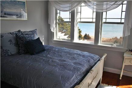 New Seabury, Mashpee New Seabury vacation rental - No lack of ocean views from this queen sized  bedroom w/ deck