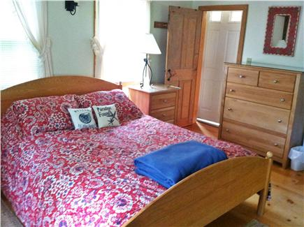 Truro, Longnook valley Cape Cod vacation rental - Parlor bedroom first floor, full bed