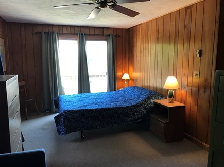 Dennis near Mayflower Beach Cape Cod vacation rental - Master bedroom with queen bed
