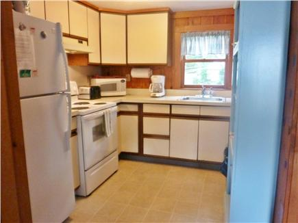 Dennis near Mayflower Beach Cape Cod vacation rental - Kitchen