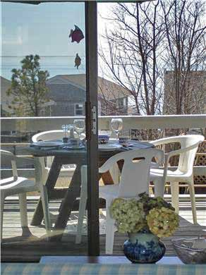 So. Chatham Cape Cod vacation rental - Oean view from your deck