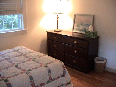 West Dennis Cape Cod vacation rental - Full Bedroom with Cable TV