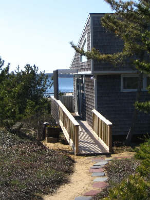 Wellfleet Cape Cod vacation rental - Our lovely view