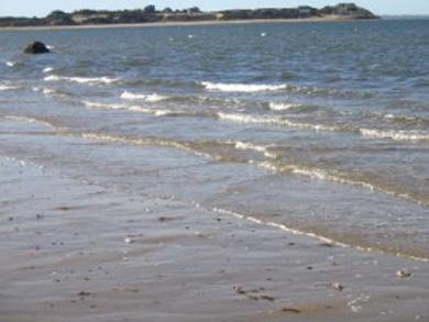 Wellfleet Cape Cod vacation rental - Beautiful bay water beach for swimming