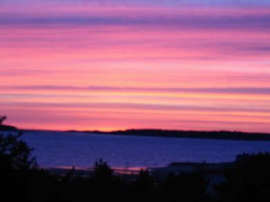 Wellfleet Cape Cod vacation rental - Gorgeous sunsets