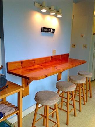 West Yarmouth Cape Cod vacation rental - Breakfast bar
