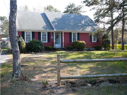 West Dennis Cape Cod vacation rental - Dennis Vacation Rental ID 13877