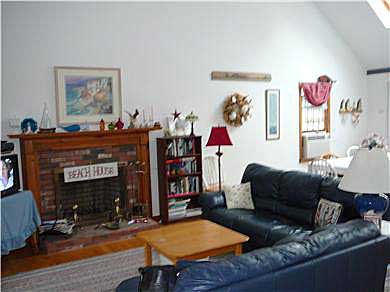 West Dennis Cape Cod vacation rental - Living/Family Room