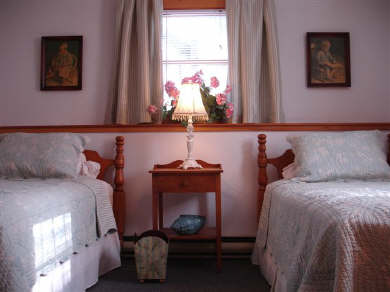 Hyannis Cape Cod vacation rental - Guest Bedroom with Twin Beds
