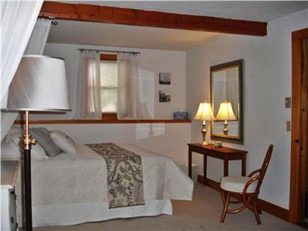 Hyannis Cape Cod vacation rental - Master Bedroom with Vanity/Desk - 3RD View
