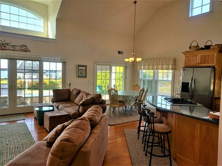 West Yarmouth Cape Cod vacation rental - Open Concept