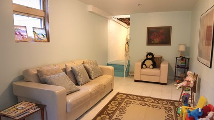 Wellfleet Cape Cod vacation rental - Bonus room equipped with toys and games