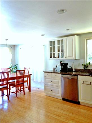 Wellfleet Cape Cod vacation rental - Kitchen & Dining area