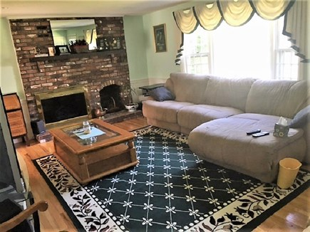 West Yarmouth Cape Cod vacation rental - Spacious Main Living Room