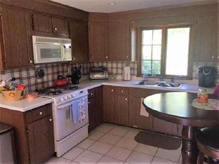 West Yarmouth Cape Cod vacation rental - Nicely equipped kitchen