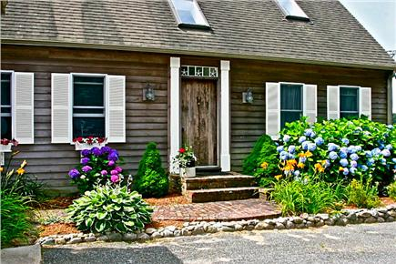 Harwichport Cape Cod vacation rental - The warmth of home will envelope you as you arrive.