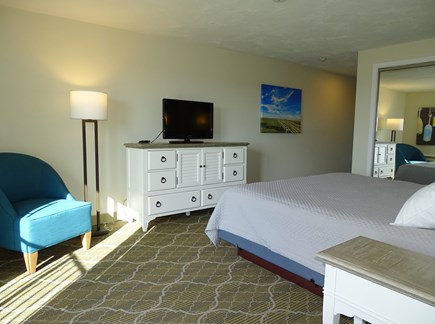 South Yarmouth Cape Cod vacation rental - King bedroom with private full bath