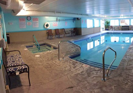 South Yarmouth Cape Cod vacation rental - Pool area, available to all guests