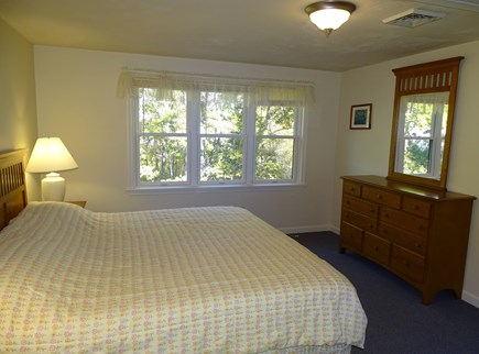 Harwich Cape Cod vacation rental - Upstairs master with private bath